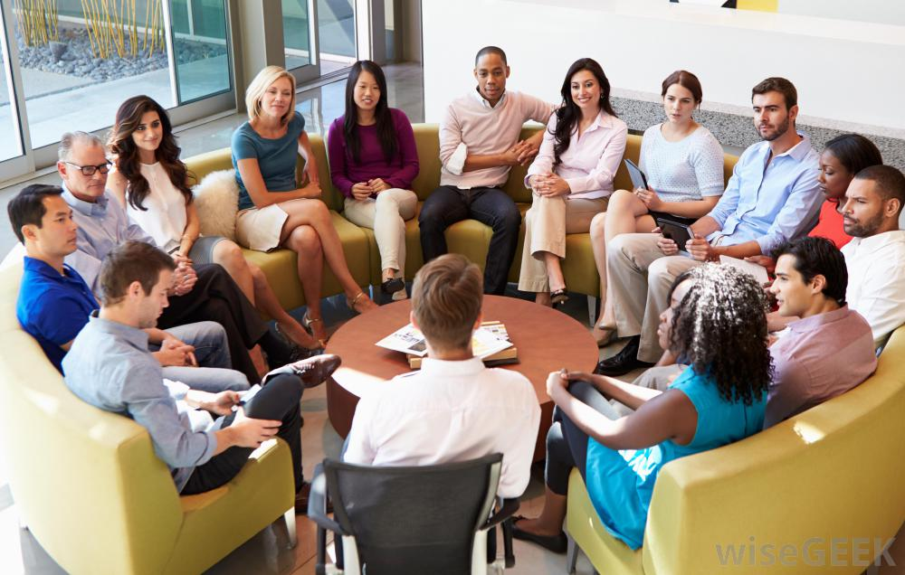 Coachervision Roundtable Meeting with Participants