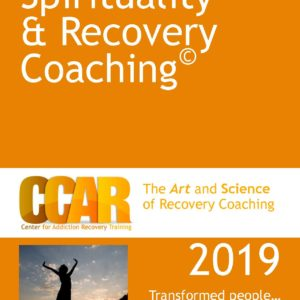 Orange 2019 Spirituality & Recovery Coaching Transformed People