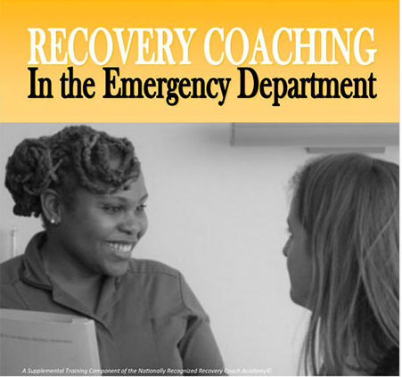 Recovery Coaching in the Emergency Department