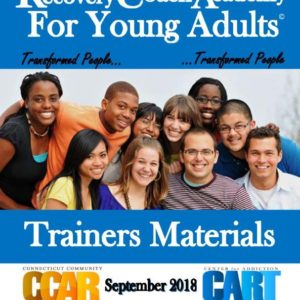Recovery Coaching Academy for Young Adults Transformed People Manual Training Materials