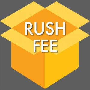 Orange Box Rush Fee Icon