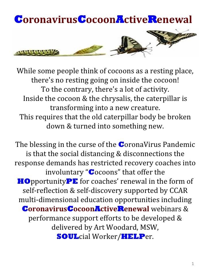 CCAR Cocoon 1