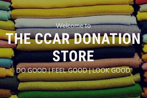 CCAR Donation Store